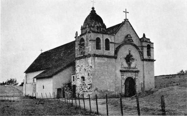 Photo of Carmel Mission