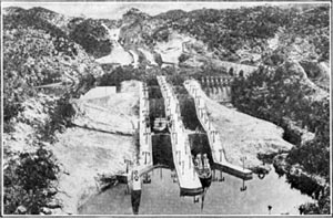 Miraflores and Pedro Miguel Locks