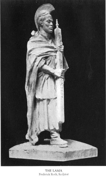 The Lama - Frederick Roth, Sculptor