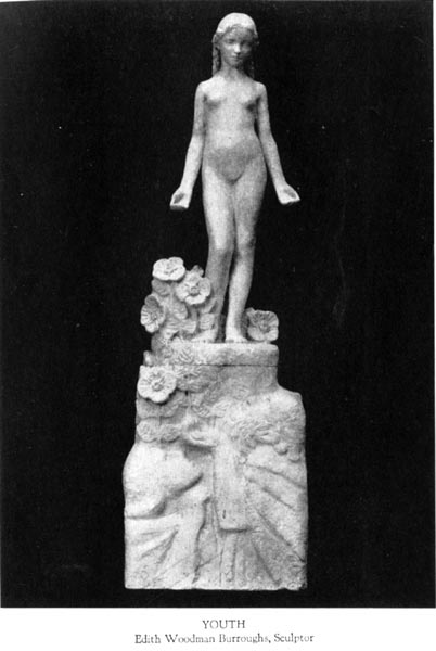 Youth - Edith Woodman Burroughs, Sculptor